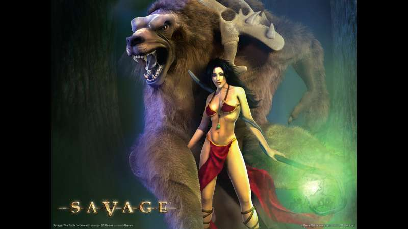 Savage: The Battle for Newerth achtergrond 01