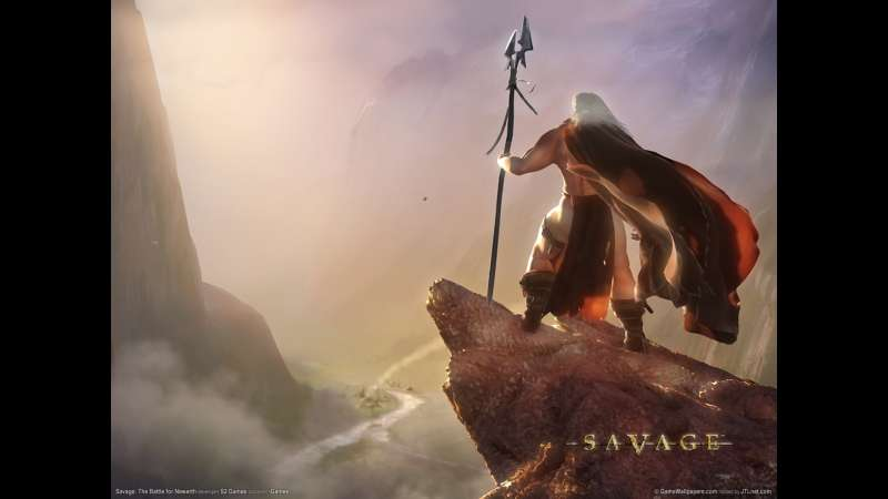 Savage: The Battle for Newerth achtergrond 02