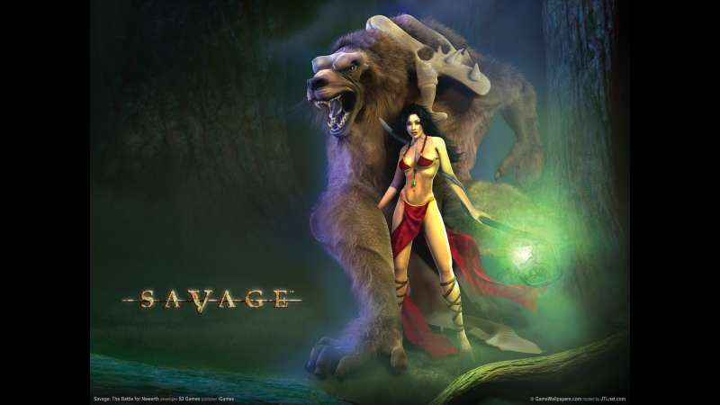 Savage: The Battle for Newerth achtergrond 03