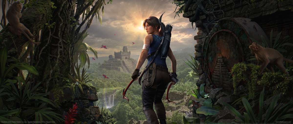 Shadow of the Tomb Raider achtergrond