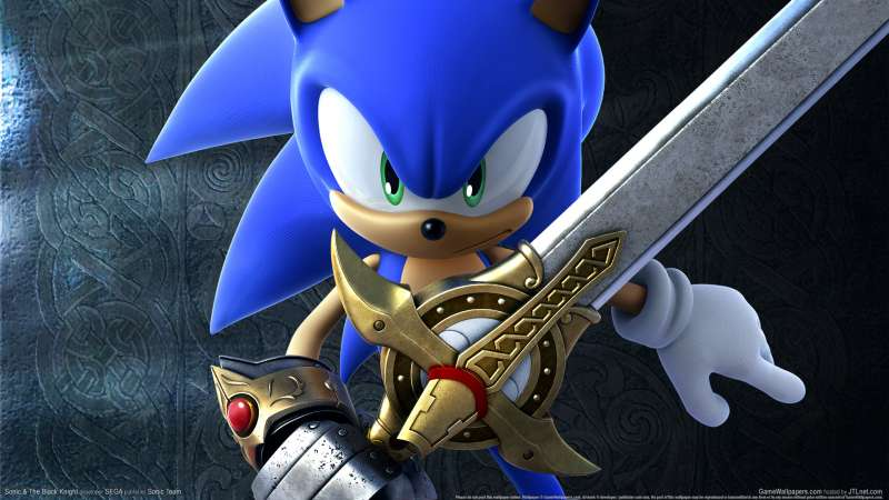 Sonic & The Black Knight achtergrond 01