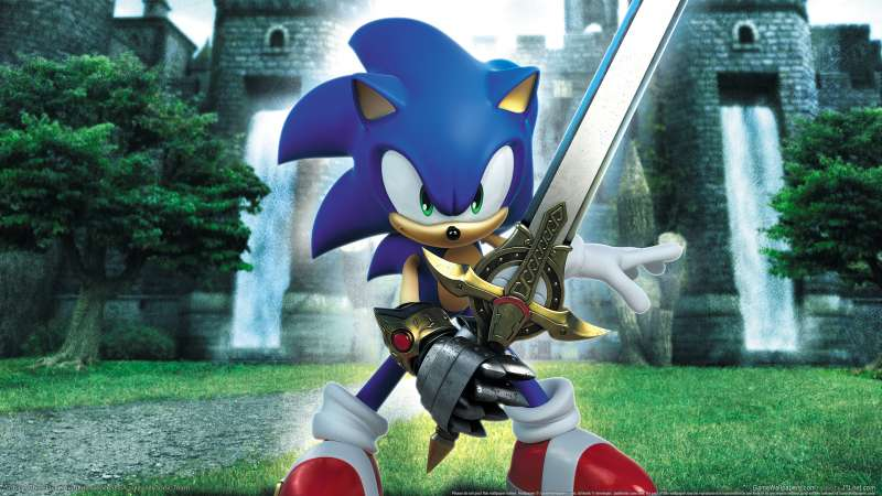 Sonic & The Black Knight achtergrond 02