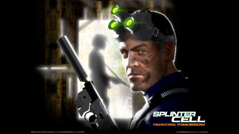 Splinter Cell: Pandora Tomorrow achtergrond 04