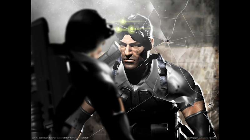 Splinter Cell: Pandora Tomorrow achtergrond 05