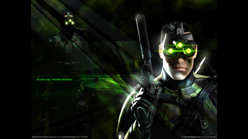 Splinter Cell: Pandora Tomorrow achtergrond 06