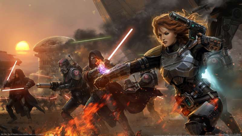 Star Wars: The Old Republic achtergrond 03