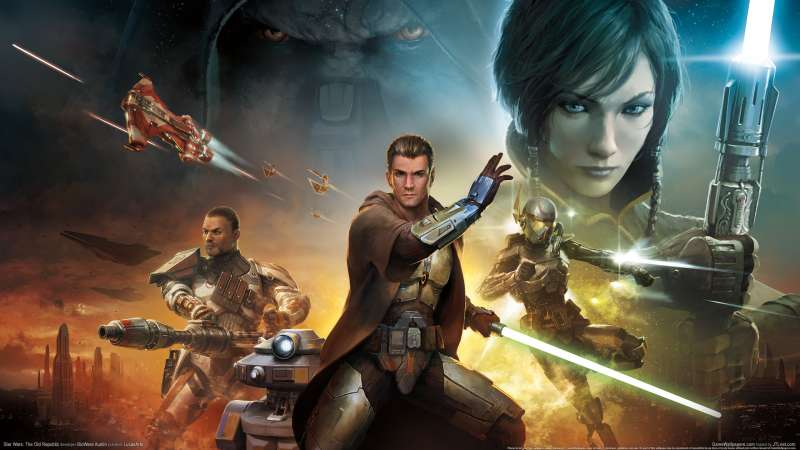 Star Wars: The Old Republic achtergrond 04
