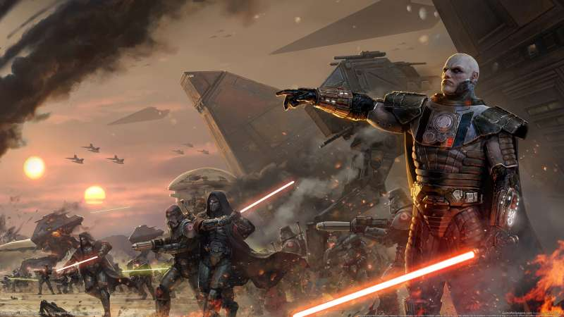 Star Wars: The Old Republic achtergrond 05