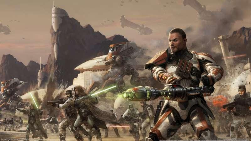 Star Wars: The Old Republic achtergrond 07