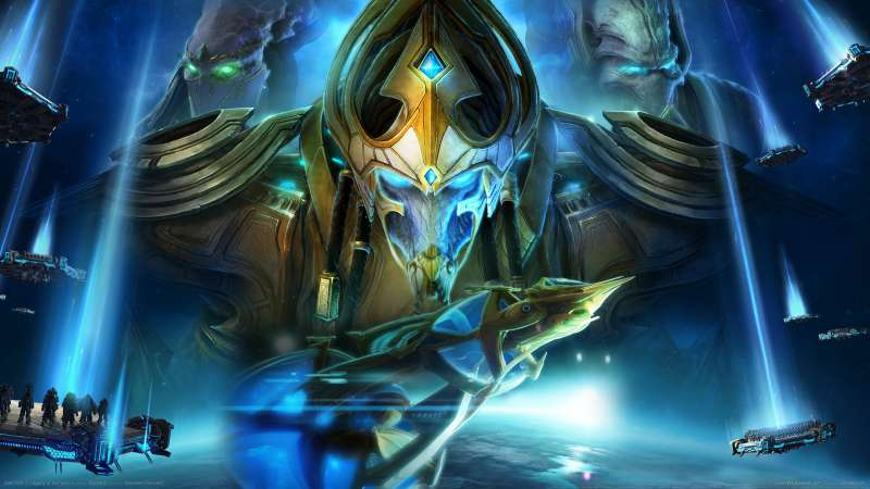 StarCraft 2: Legacy of the Void achtergrond 01