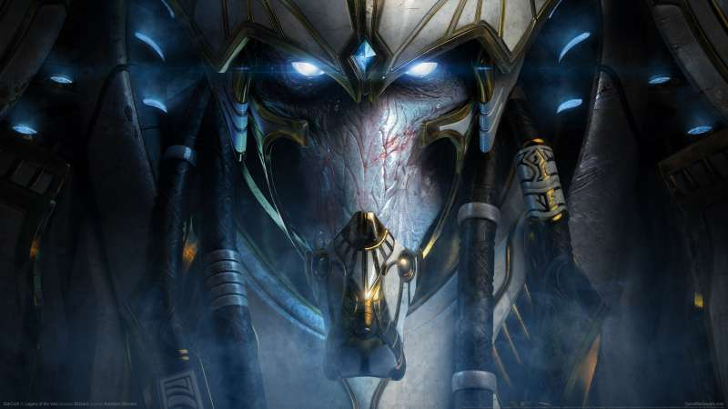 StarCraft 2: Legacy of the Void achtergrond 04