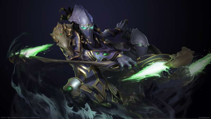 StarCraft 2: Legacy of the Void achtergrond 05