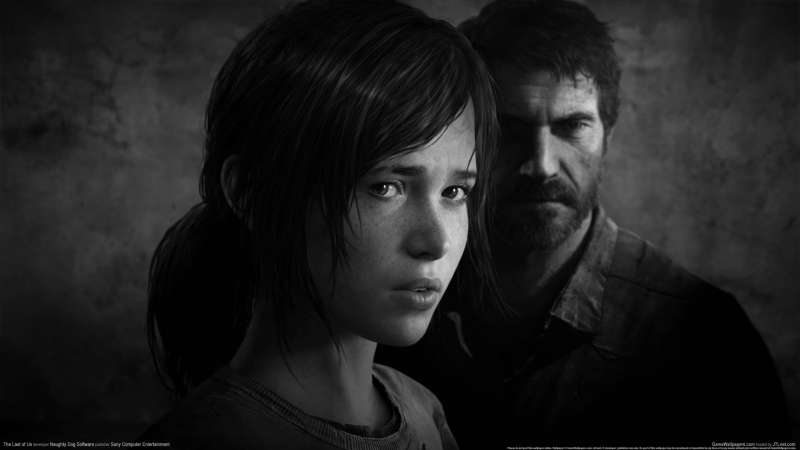 The Last of Us achtergrond 03