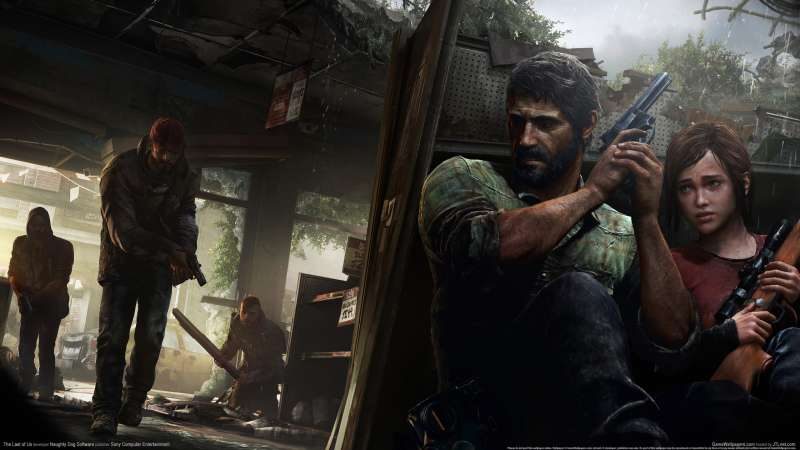 The Last of Us achtergrond 10