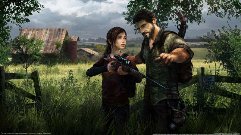 The Last of Us achtergrond 12