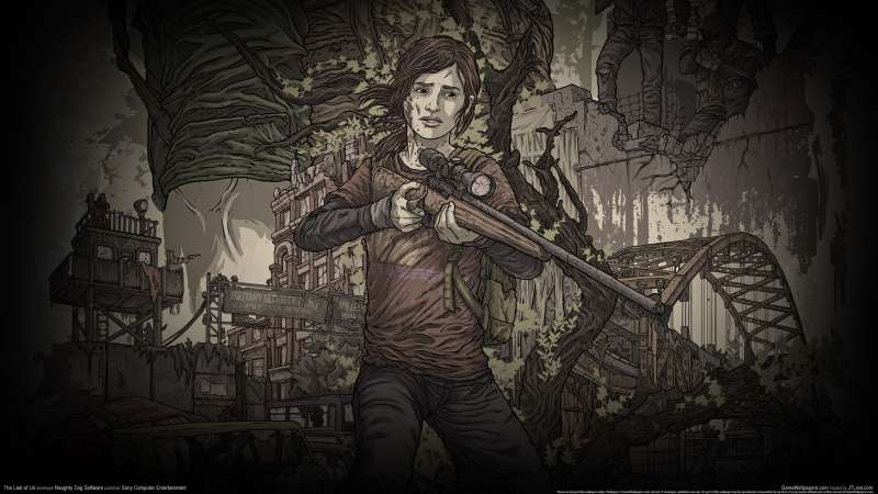 The Last of Us achtergrond 15