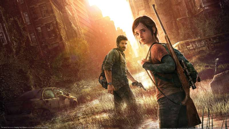 The Last of Us achtergrond 17