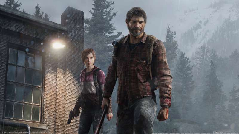 The Last of Us achtergrond 21