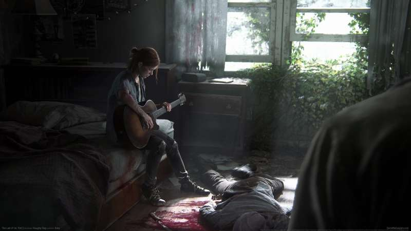 The Last of Us: Part 2 achtergrond 02