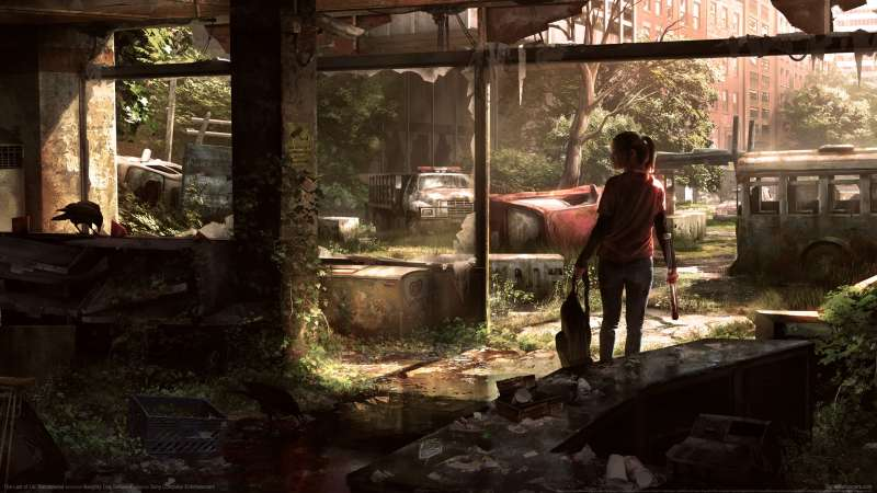 The Last of Us: Remastered achtergrond 02