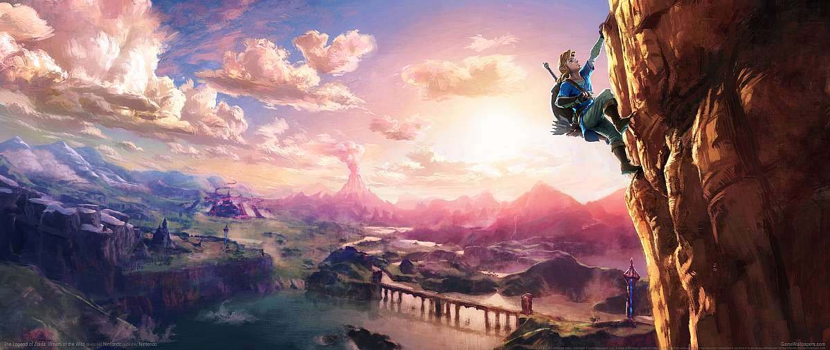 The Legend of Zelda: Breath of the Wild achtergrond