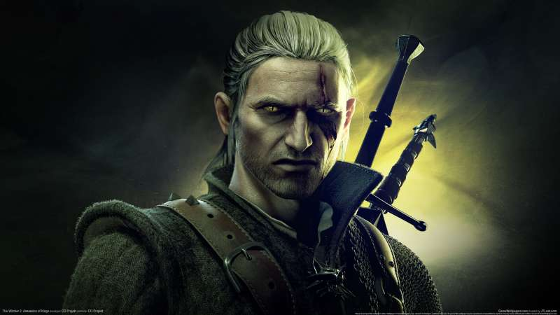 The Witcher 2: Assassins of Kings achtergrond 01