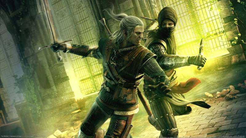 The Witcher 2: Assassins of Kings achtergrond 02