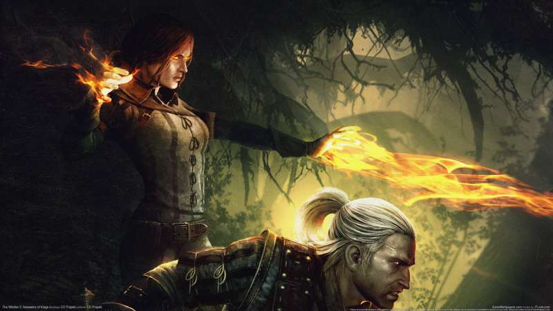 The Witcher 2: Assassins of Kings achtergrond 08