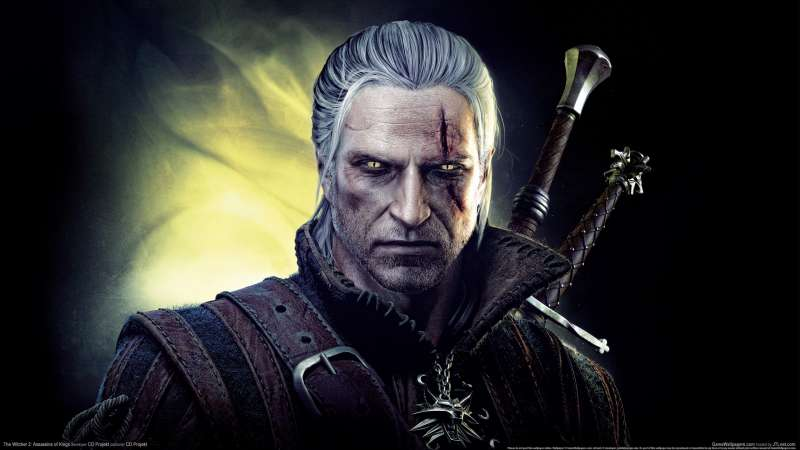The Witcher 2: Assassins of Kings achtergrond 09