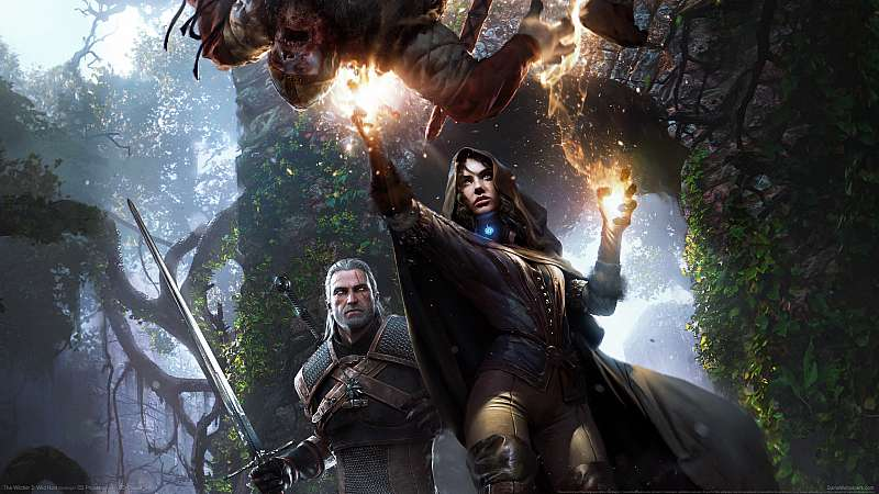 The Witcher 3: Wild Hunt achtergrond