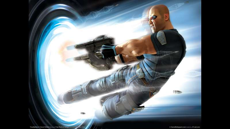 TimeSplitters: Future Perfect achtergrond 01