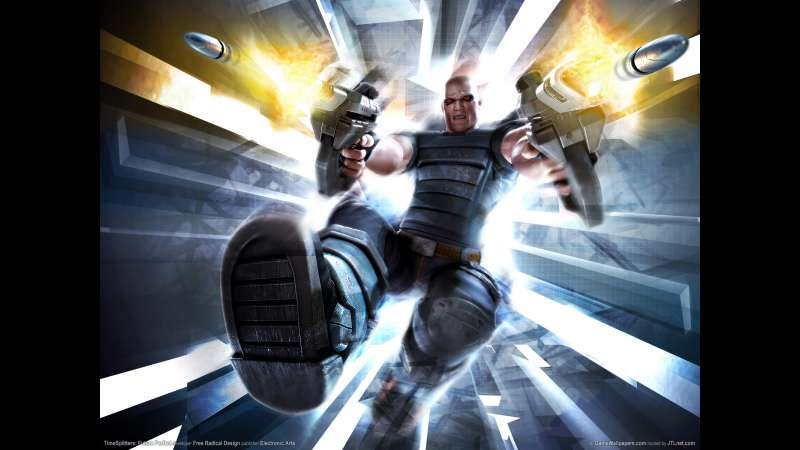 TimeSplitters: Future Perfect achtergrond 02