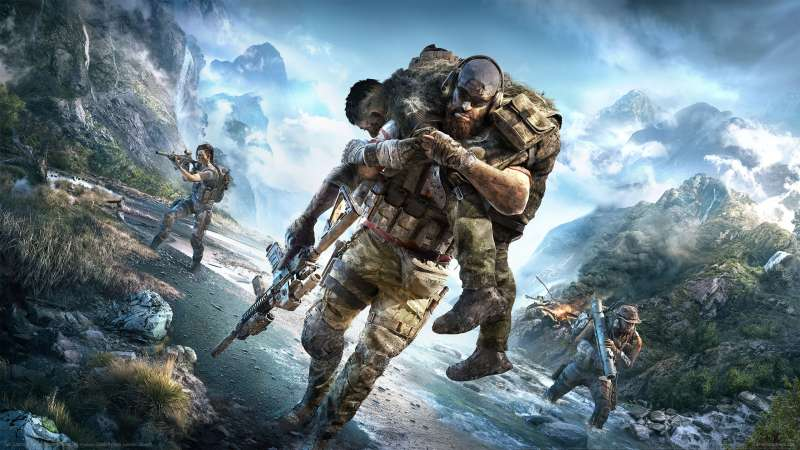 Tom Clancy's Ghost Recon Breakpoint achtergrond