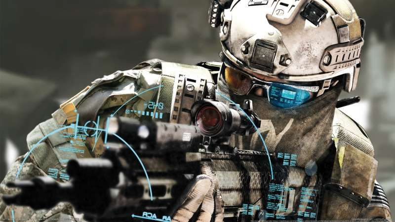 Tom Clancy's Ghost Recon: Future Soldier achtergrond