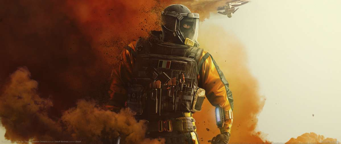 Tom Clancy's Rainbow Six: Siege - Operation Chimera achtergrond