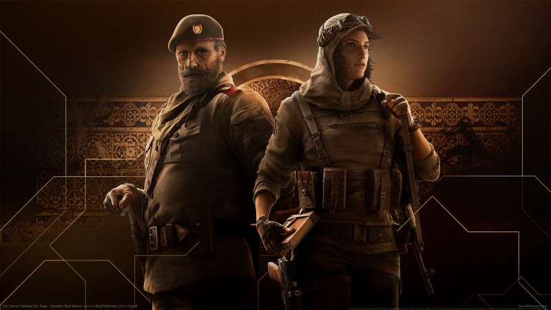 Tom Clancy's Rainbow Six: Siege - Operation Wind Bastion achtergrond