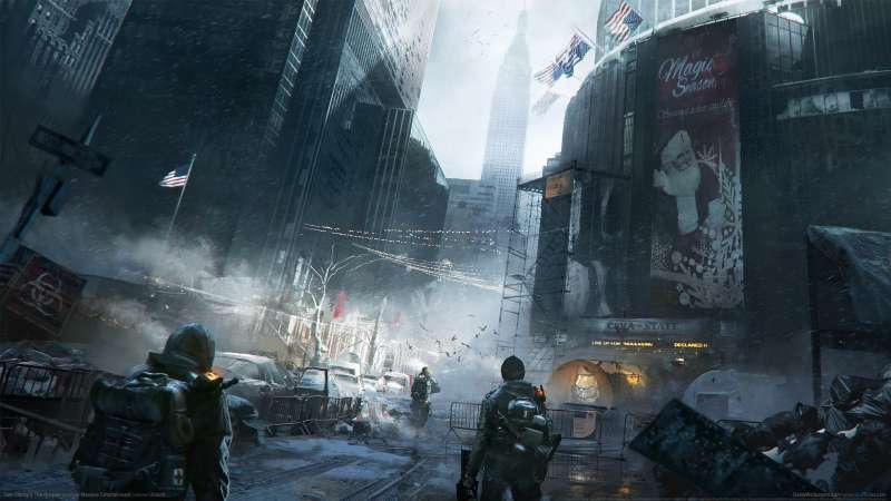 Tom Clancy's The Division achtergrond 03