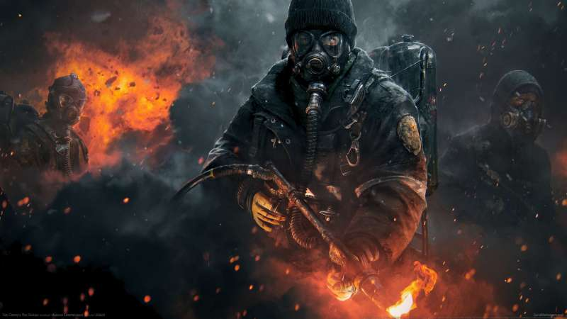 Tom Clancy's The Division achtergrond 05