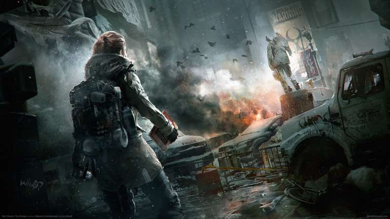 Tom Clancy's The Division achtergrond 08