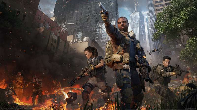 Tom Clancy's The Division 2 - Warlords of New York achtergrond