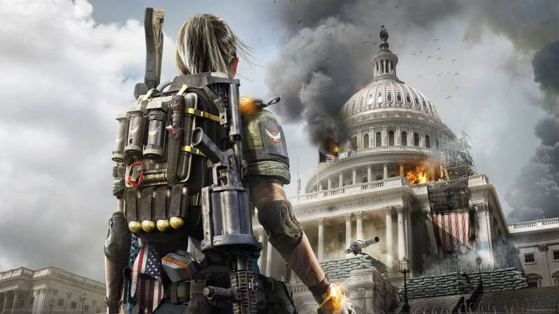 Tom Clancy's The Division 2 achtergrond
