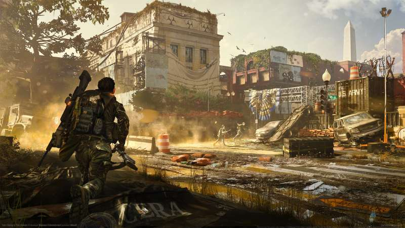 Tom Clancy's The Division 2 achtergrond 11