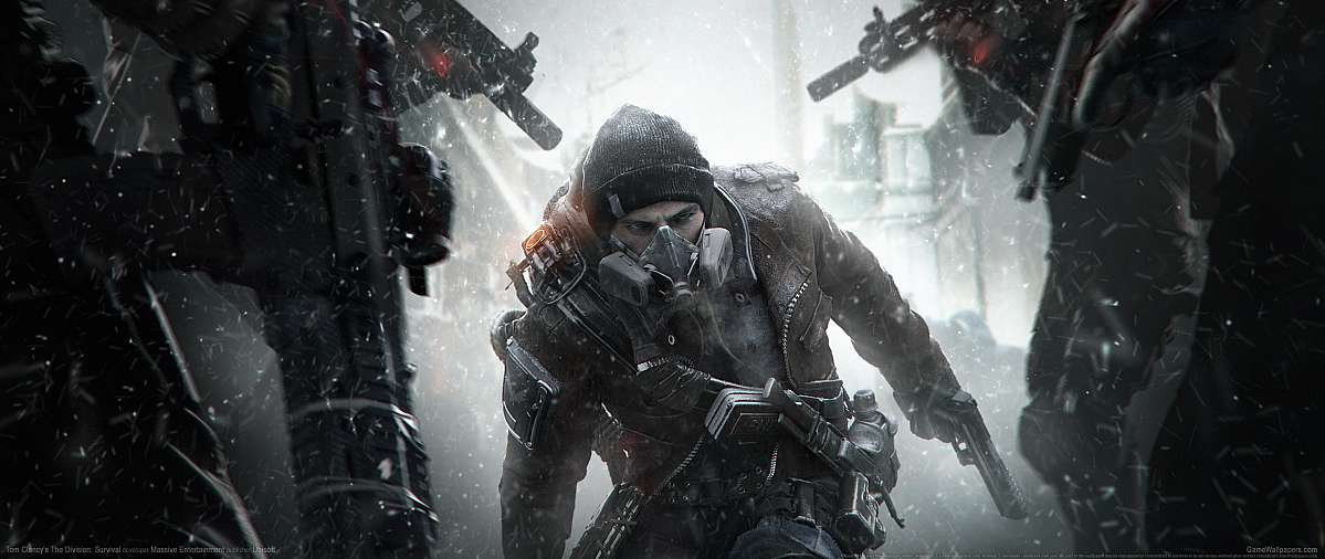 Tom Clancy's The Division: Survival achtergrond
