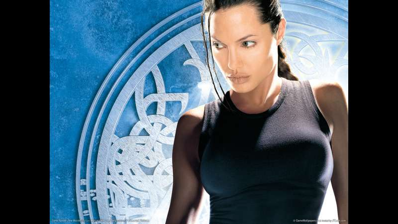 Tomb Raider: The Movie achtergrond