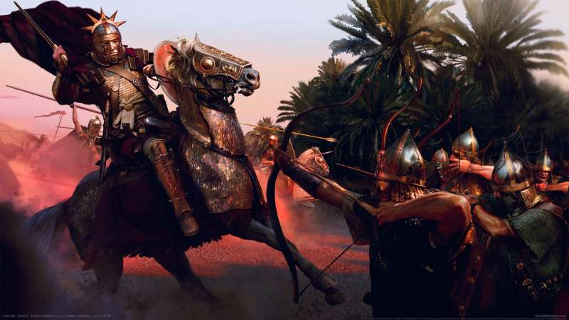 Total War: Rome 2 - Empire Divided achtergrond
