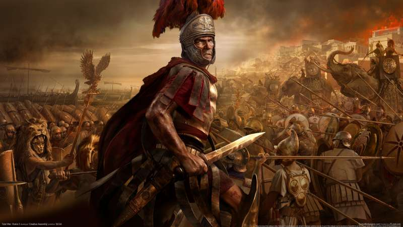 Total War: Rome 2 achtergrond