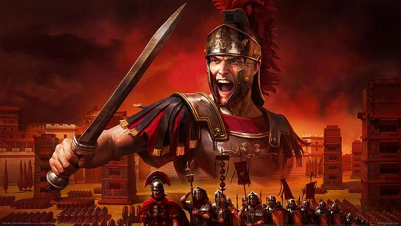 Total War: Rome Remastered achtergrond