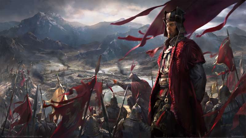 Total War: Three Kingdoms achtergrond