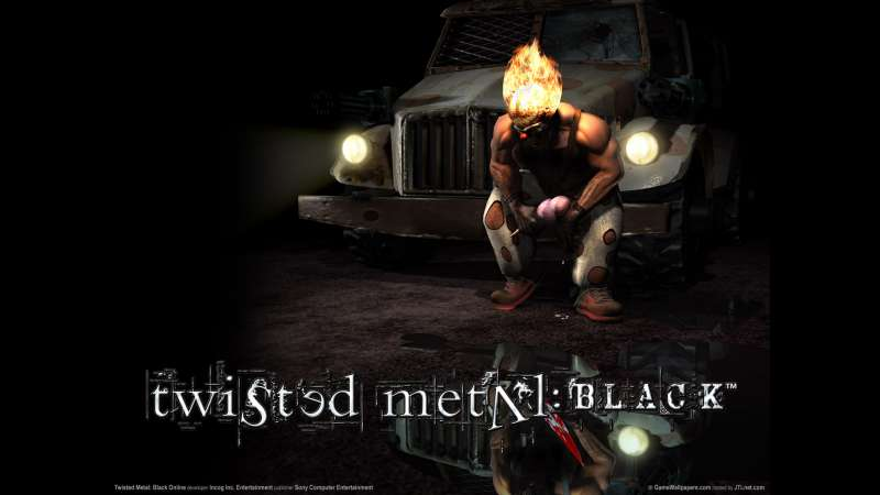 Twisted Metal: Black Online achtergrond 01