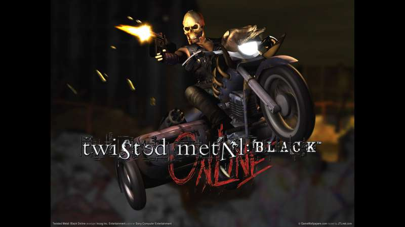 Twisted Metal: Black Online achtergrond 02